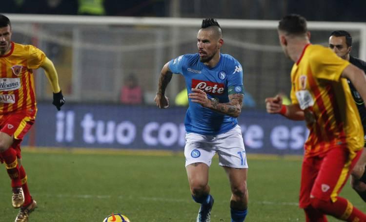 Juventus-Napoli, Hamsik: