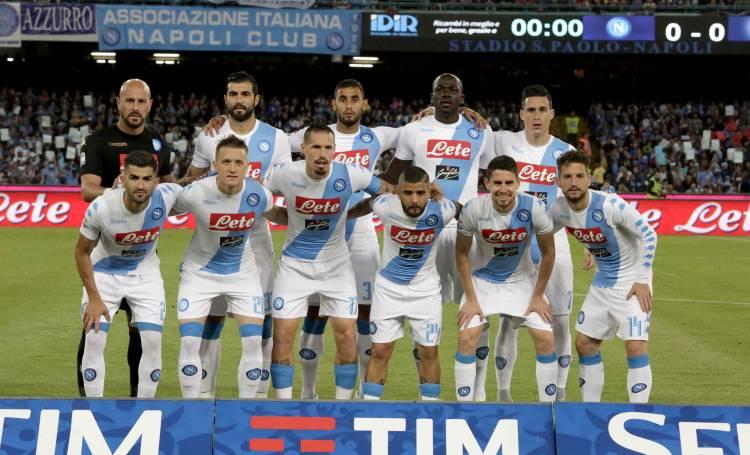 Il Napoli show non si ferma. Quattro gol alla Fiorentina