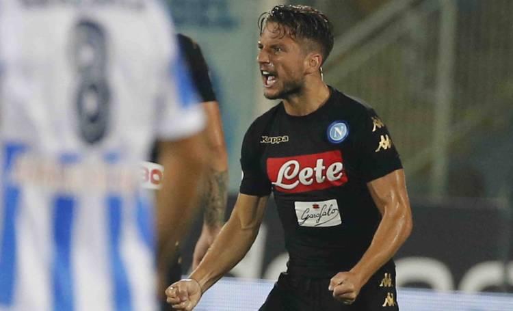Pescara-Napoli, rabbia azzurra per un rigore prima concesso e poi tolto