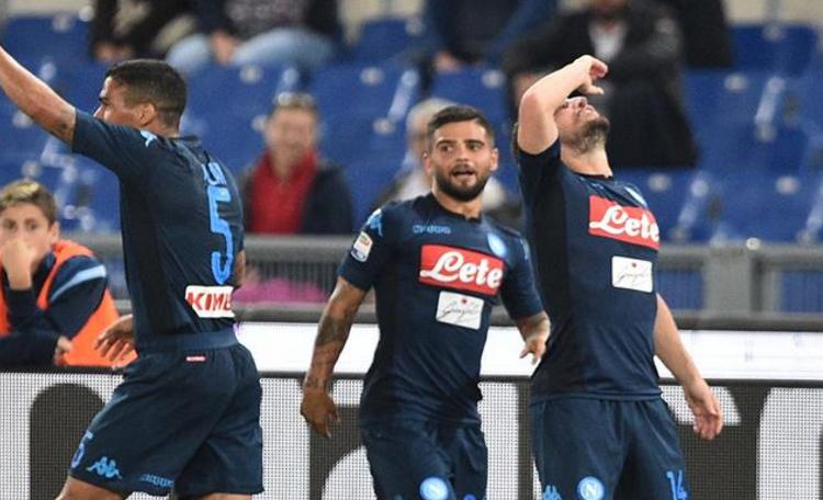 Lazio-Napoli: De Laurentiis atteso all'Olimpico