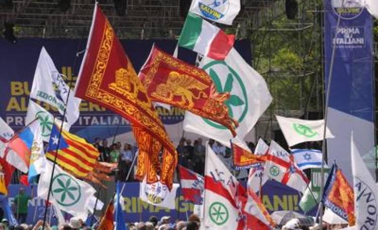 bandiere lega