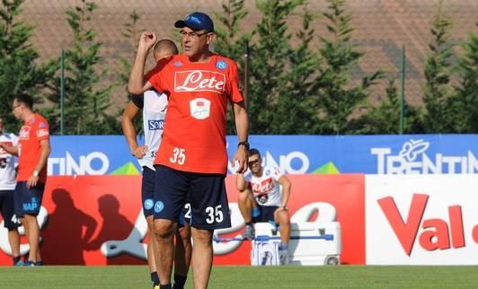 Napoli, De Laurentiis assente nel test col Trento