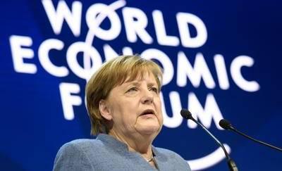 Merkel contro Trump: «Isolarsi non è la risposta»