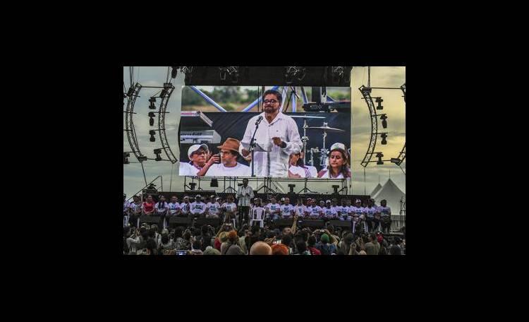 Colombia, storica firma del trattato di pace con le Farc