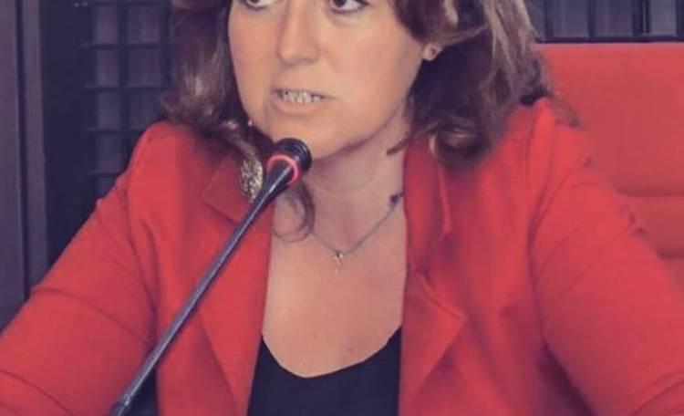 La vicepresidente Confapi Napoli, Antonella Giglio