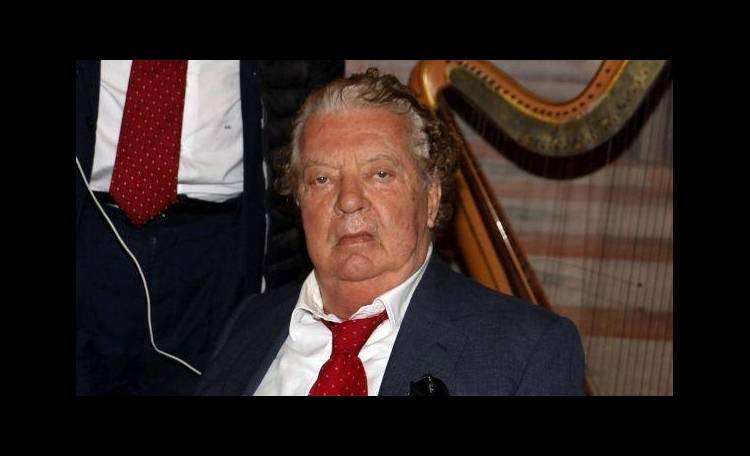 Vittorio Cecchi Gori dopo l'ischemia: il bollettino medico