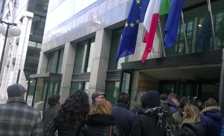 Campania, sciopero dei dipendenti del consiglio regionale
