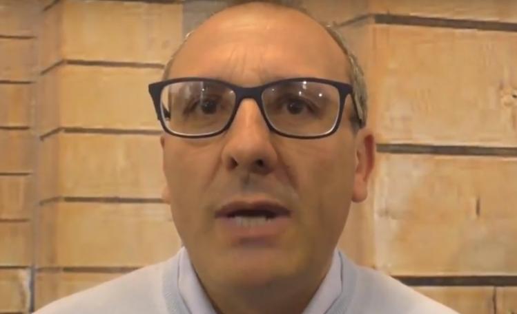 Felice Russillo, presidente del distretto turistico dell'Alta Irpinia